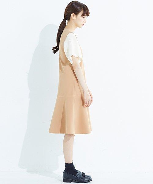haco!(ハコ)/パッと着て今気分&長い季節着られる すそフレアージャンパースカート/636378_img28
