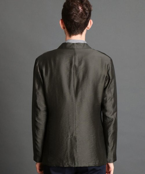 MONSIEUR NICOLE(ムッシュニコル)/2ボタンノッチドシャツジャケット/7462-3500_img01
