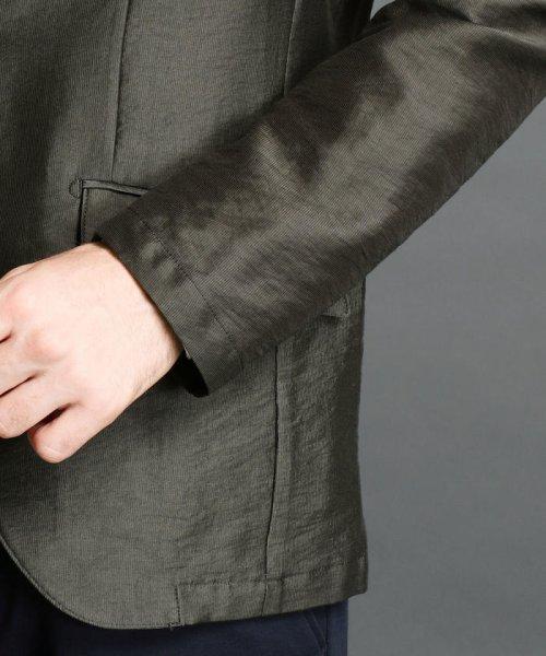 MONSIEUR NICOLE(ムッシュニコル)/2ボタンノッチドシャツジャケット/7462-3500_img04