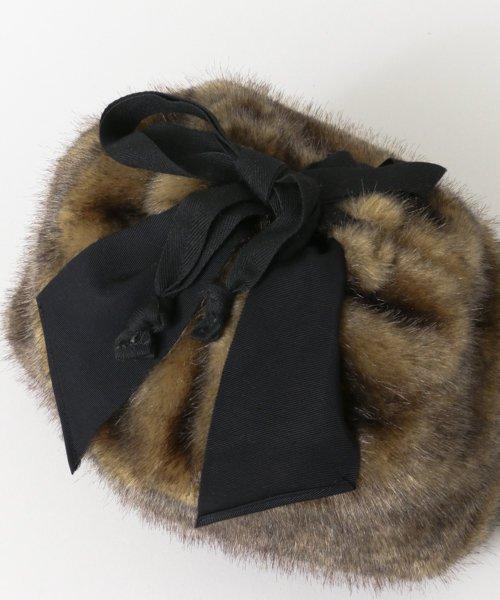 URBAN RESEARCH(アーバンリサーチ)/FleaStoreVegetal Pumpkin fake fur/9013055-UL77_img13
