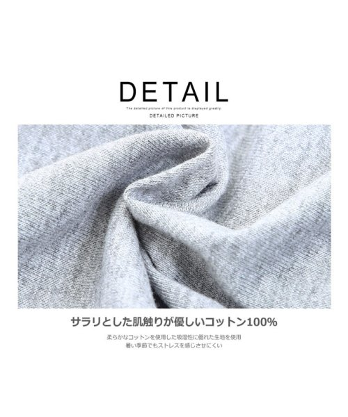 improves(インプローブス)/半袖VネックプリントTシャツ/99011_img03