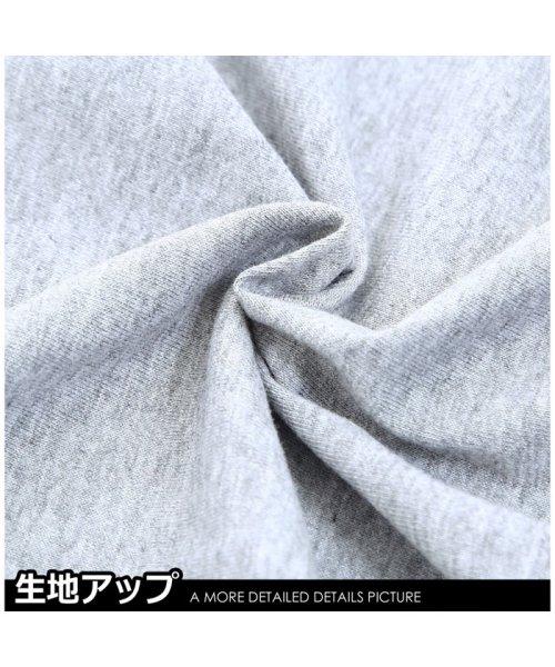 improves(インプローブス)/半袖VネックプリントTシャツ/99011_img12
