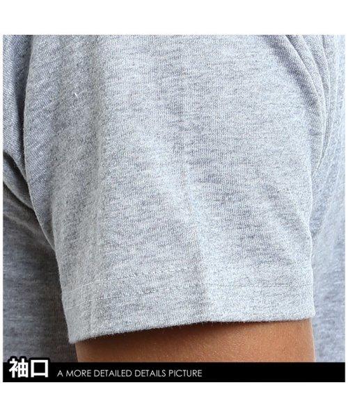 improves(インプローブス)/半袖VネックプリントTシャツ/99011_img16