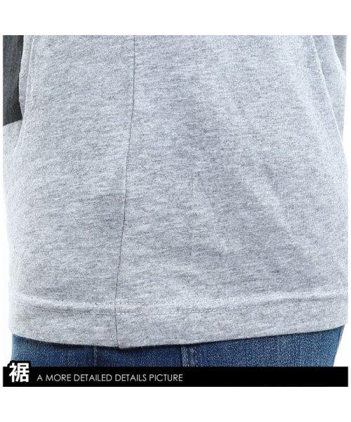 improves(インプローブス)/半袖VネックプリントTシャツ/99011_img17