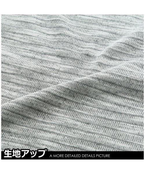 improves(インプローブス)/裾ラウンド半袖クルーネックカットソー/99042_img12