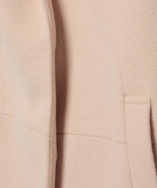 LAISSE PASSE(レッセ・パッセ)/★【MAGASEEK/d fashion限定】ノーカラーコート/3311117512_img14