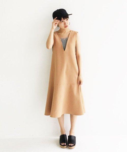 haco!(ハコ)/パッと着て今気分&長い季節着られる すそフレアージャンパースカート/636378_img30