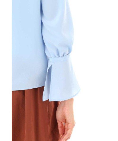 NATURAL BEAUTY(ナチュラル ビューティー)/◆ドラマ 夏帆さん着用◆フロールストレッチデシンブラウス/0187210808_img14