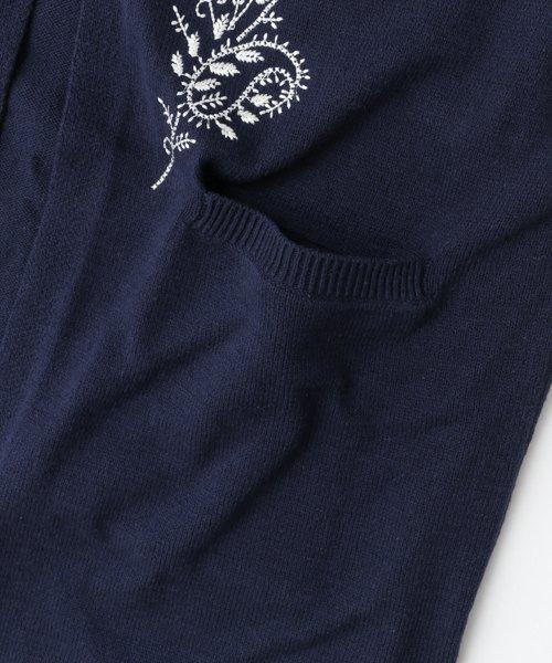 URBAN RESEARCH(アーバンリサーチ)/ペイズリー刺繍ニットカーディガン/UR77-22C002_img14