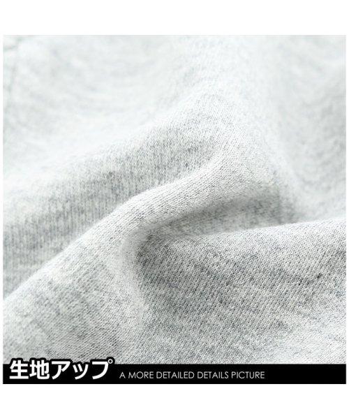 improves(インプローブス)/長袖スムースZIPパーカー/99027_img12