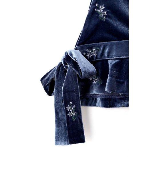 PROPORTION BODY DRESSING(プロポーション ボディドレッシング)/《EDIT COLOGNE》エンブロイダリービスチェ/1217217901_img05