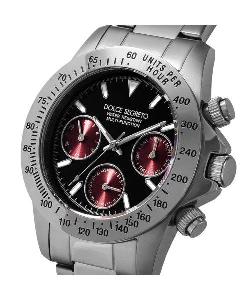 DOLCE SEGRETO(ドルチェセグレート)/DOLCE SEGRETO(ドルチェセグレート) 腕時計 MCG100BKR/MCG100BKR_img01