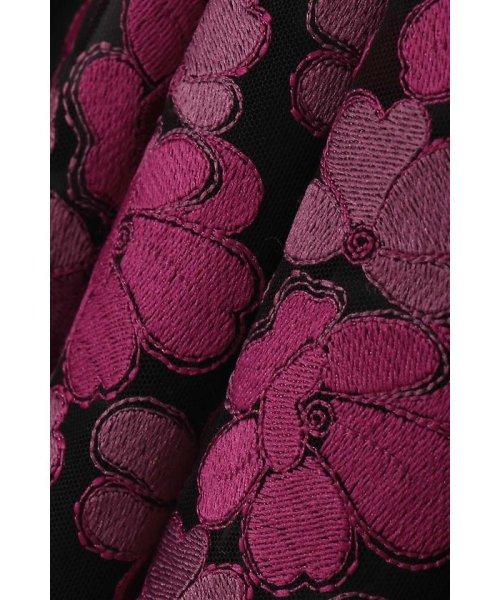 NATURAL BEAUTY(ナチュラル ビューティー)/チュール刺繍スカート/0187220014_img05