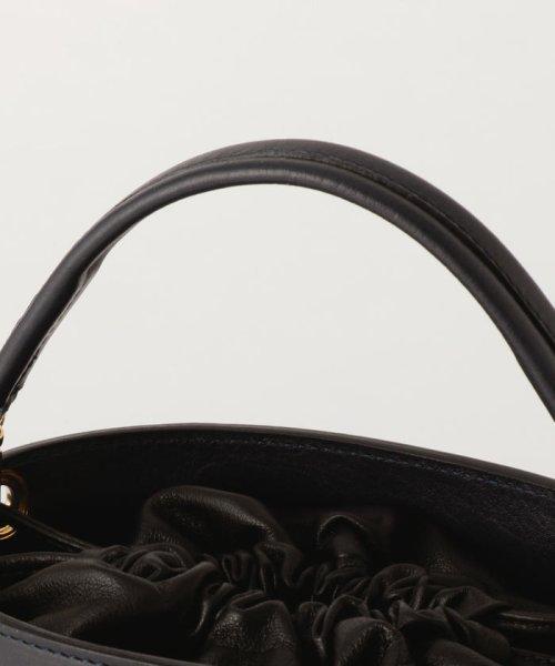 NOLLEY'S sophi(ノーリーズソフィー)/【CHRISTIAN VILLA/クリスチャンヴィラ】 型押ミニバケツバッグ/7-0150-5-12-104_img04