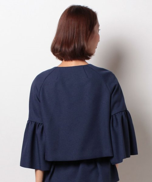 LANVIN en Bleu(ランバン オン ブルー)/【セットアップ対応商品】ボリュームスリーブジャケット/3786206_img15