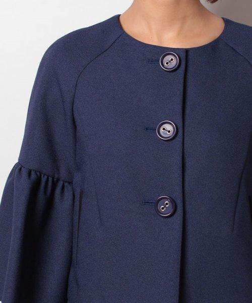 LANVIN en Bleu(ランバン オン ブルー)/【セットアップ対応商品】ボリュームスリーブジャケット/3786206_img16