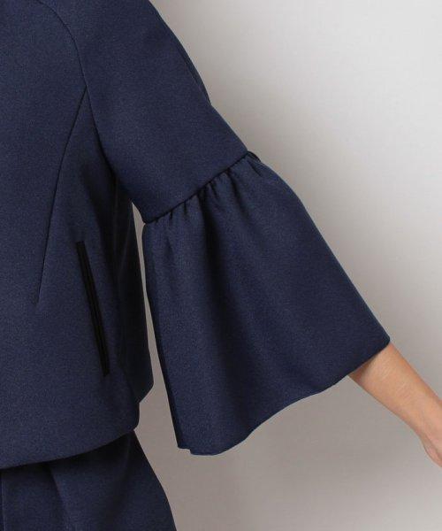 LANVIN en Bleu(ランバン オン ブルー)/【セットアップ対応商品】ボリュームスリーブジャケット/3786206_img17