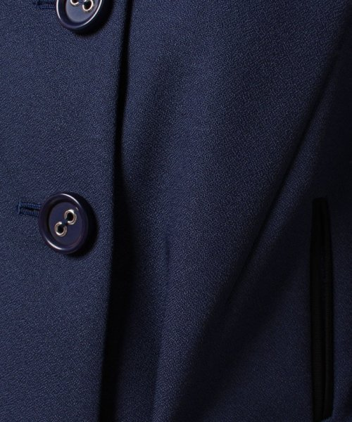 LANVIN en Bleu(ランバン オン ブルー)/【セットアップ対応商品】ボリュームスリーブジャケット/3786206_img20