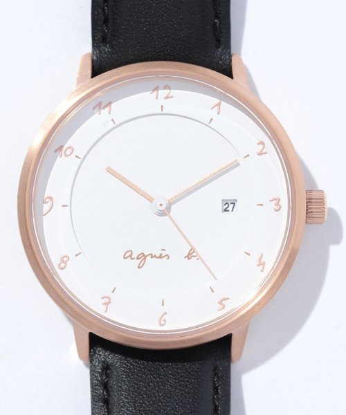agnes b. FEMME(アニエスベー ファム)/LM02 WATCH FBSK946 時計/A641LM02E17_img01