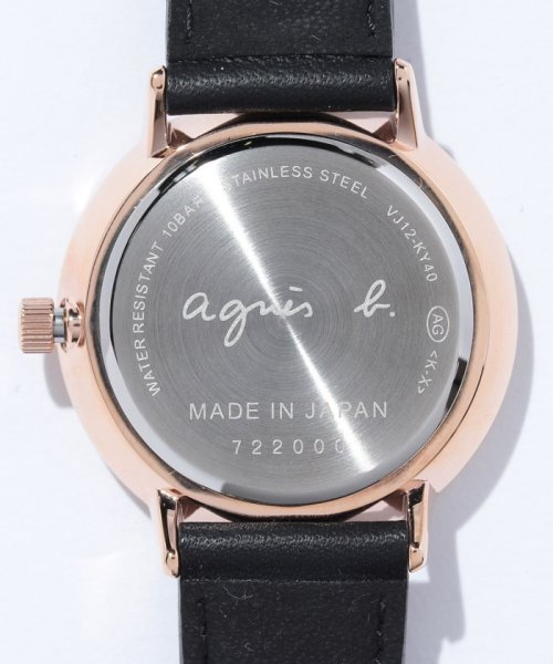 agnes b. FEMME(アニエスベー ファム)/LM02 WATCH FBSK946 時計/A641LM02E17_img04