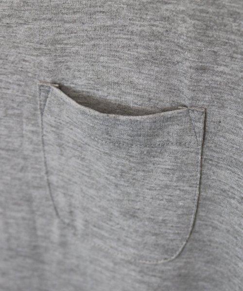 and Me...(アンドミー)/【J-1】Tシャツ ドッキング ワンピース カットソー ロングスカート/1000519_img03