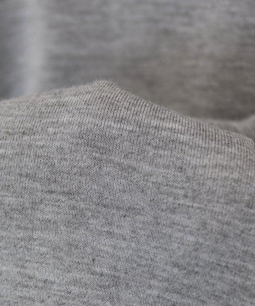and Me...(アンドミー)/【J-1】Tシャツ ドッキング ワンピース カットソー ロングスカート/1000519_img07