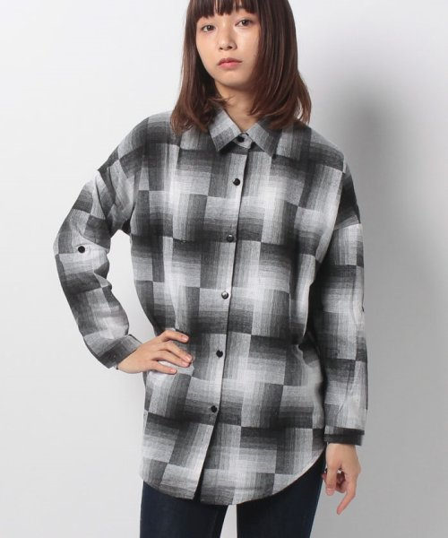 ANAP(アナップ)/チェックネルシャツ/0135200099_img01