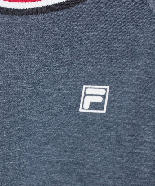 FILA(フィラ)/FILA【LADY'S】T/Cベア天7分袖Tシャツ/447608_img05