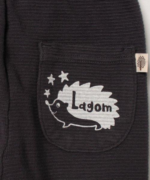 LAGOM(ラーゴム)/フライスロングパンツ/1402972881411_img03