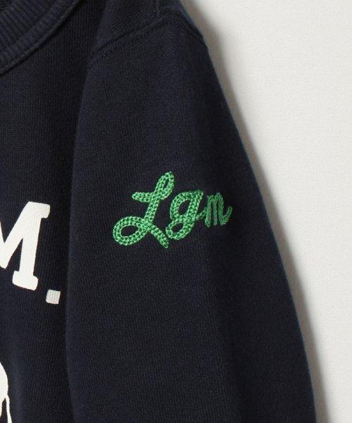 LAGOM(ラーゴム)/【Champion別注】ドーナツプリントSWEAT/1205892881411_img03