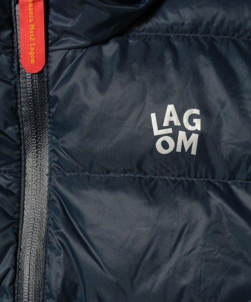 LAGOM(ラーゴム)/ポケッタブルダウンジャケット/1301966421414_img06