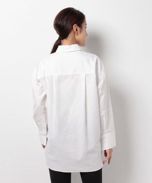 ROPE' mademoiselle(ロペ マドモアゼル)/ルーズオーバーレギュラーシャツ/GWH2754_img12