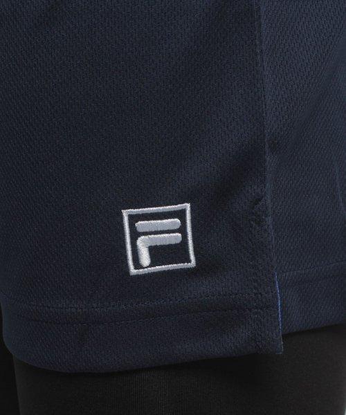 FILA(フィラ)/FILA【MEN'S】PEメッシュショートパンツ+タイツSET/447319_img10