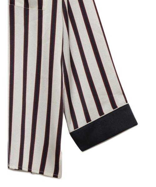 GELATO PIQUE HOMME(GELATO PIQUE HOMME)/【Joel Robuchon & gelato pique】'Homme'シルクパジャマシャツ/PMFT174966_img04