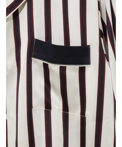 GELATO PIQUE HOMME(GELATO PIQUE HOMME)/【Joel Robuchon & gelato pique】'Homme'シルクパジャマシャツ/PMFT174966_img05
