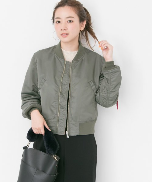 URBAN RESEARCH(アーバンリサーチ)/ALPHA INDUSTRIES×URBAN RESEARCHiD 別注LOOSE FIT MA-1/TA1259-UL76_img07