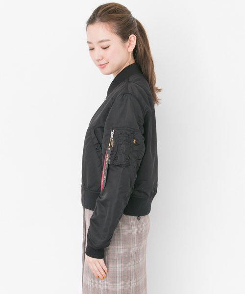 URBAN RESEARCH(アーバンリサーチ)/ALPHA INDUSTRIES×URBAN RESEARCHiD 別注LOOSE FIT MA-1/TA1259-UL76_img10