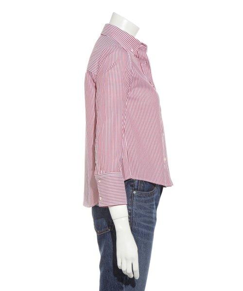 Mila Owen(ミラオーウェン)/トーマスメイソンボタンダウンシャツ/09WFT175114_img04
