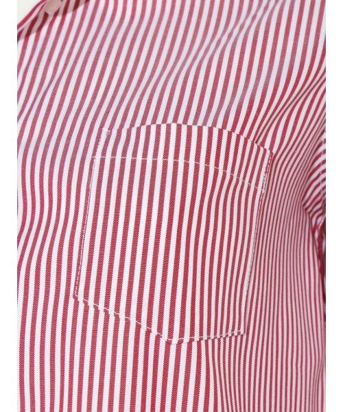 Mila Owen(ミラオーウェン)/トーマスメイソンボタンダウンシャツ/09WFT175114_img07