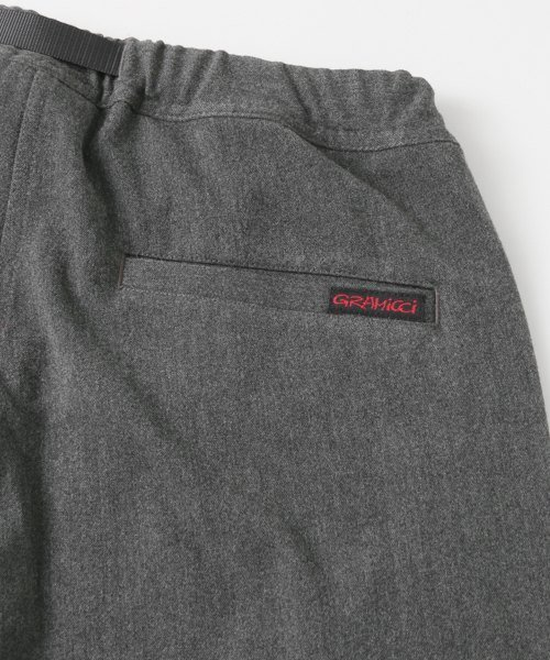 URBAN RESEARCH(アーバンリサーチ)/Gramicci×URBAN RESEARCH iD 別注WASHABLE WOOLLY PANTS/UI77-14H002_img19