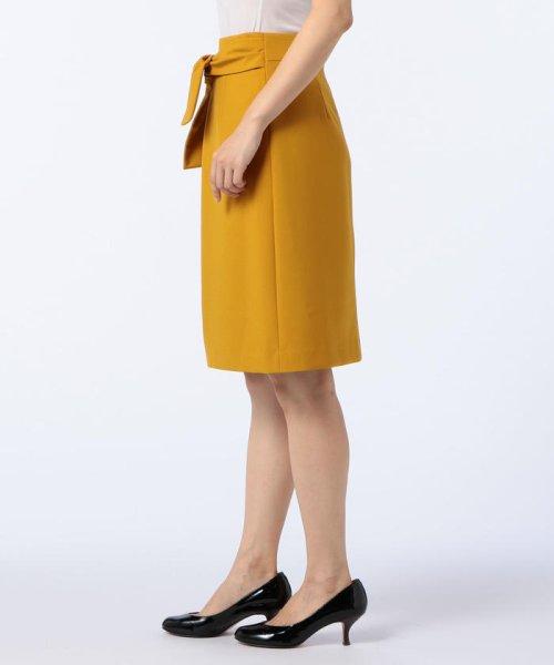 NOLLEY'S(ノーリーズ)/Wクロスリボンスカート/7-0035-5-06-008_img02