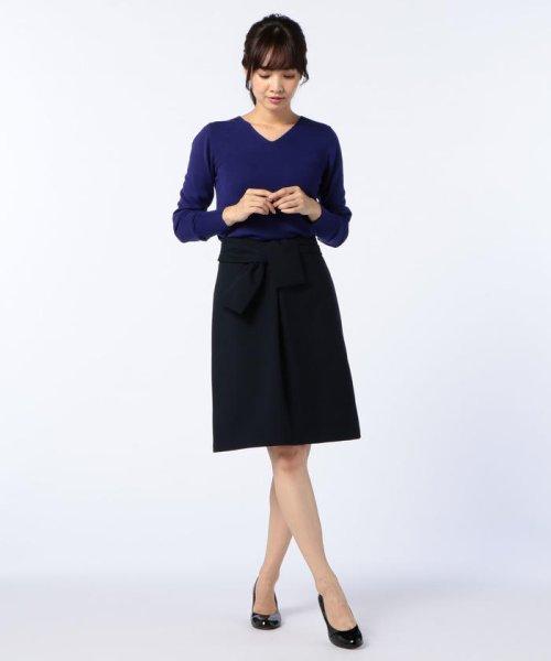 NOLLEY'S(ノーリーズ)/Wクロスリボンスカート/7-0035-5-06-008_img09