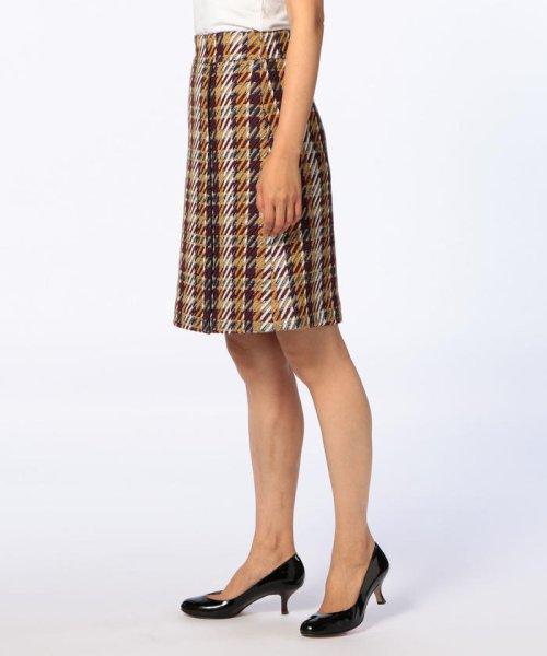 NOLLEY'S(ノーリーズ)/カルゼファンシースカート/7-0035-5-06-005_img02
