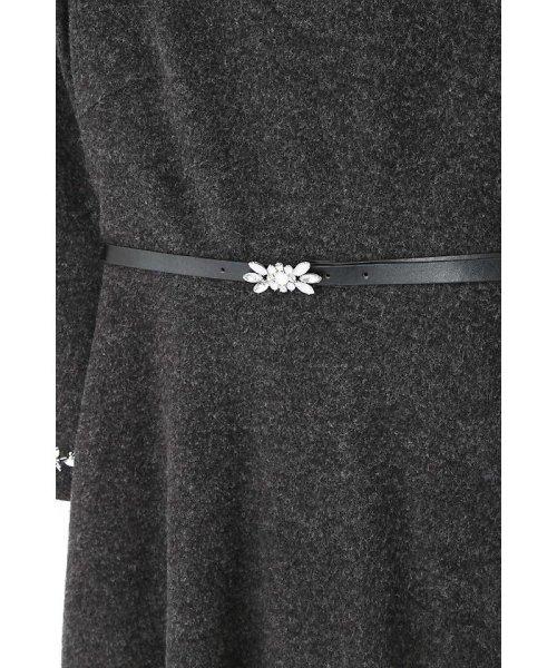 PROPORTION BODY DRESSING(プロポーション ボディドレッシング)/【CanCam 1月号掲載】カフスエンブロイダリーワンピース/1217240102_img04
