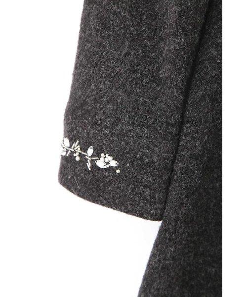 PROPORTION BODY DRESSING(プロポーション ボディドレッシング)/【CanCam 1月号掲載】カフスエンブロイダリーワンピース/1217240102_img05