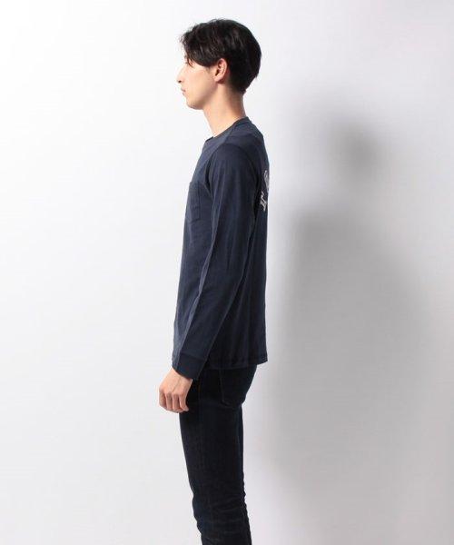 TOMMY JEANS(トミージーンズ)/ロングスリーブTシャツ/DM0DM03882_img04