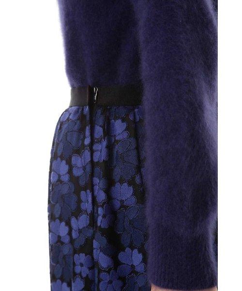 NATURAL BEAUTY(ナチュラル ビューティー)/チュール刺繍スカート/0187220014_img12