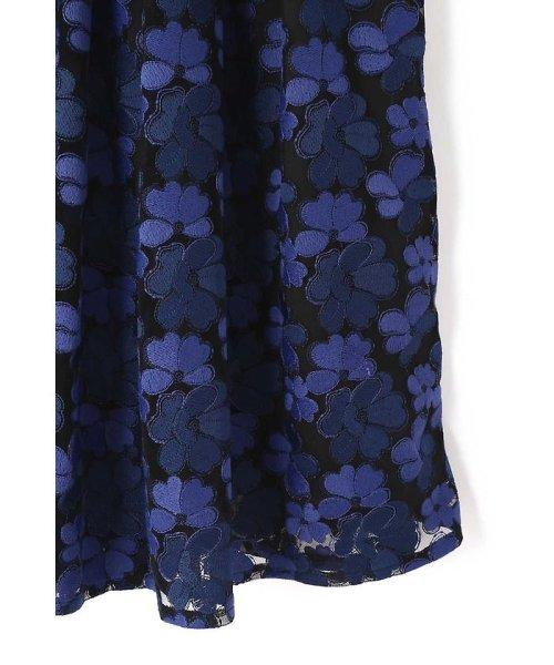 NATURAL BEAUTY(ナチュラル ビューティー)/チュール刺繍スカート/0187220014_img15