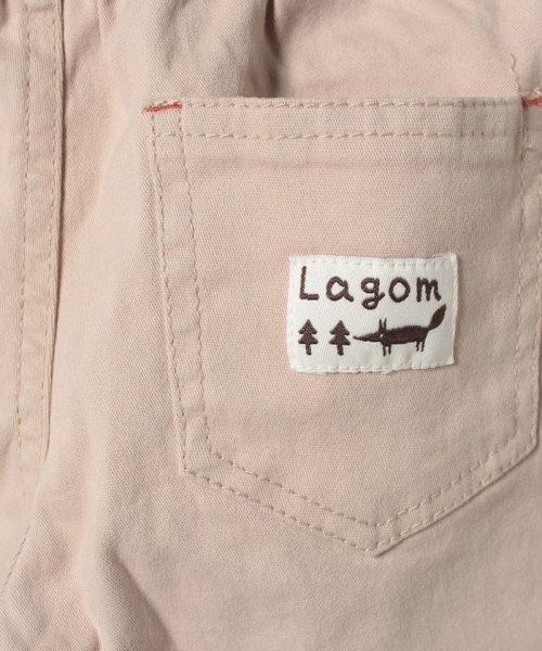 LAGOM(ラーゴム)/チノストレッチテーパードパンツ/1402974321411_img03