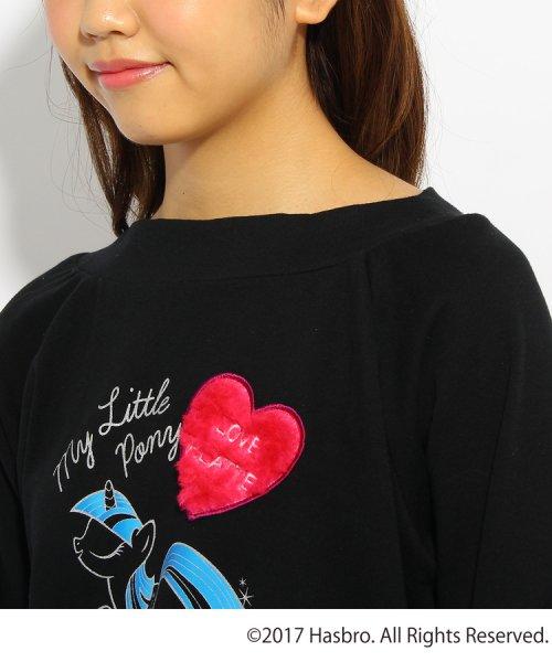 PINK-latte(ピンク ラテ)/【WEB限定】マイリトルポニーコラボトップス/99990931911036_img05